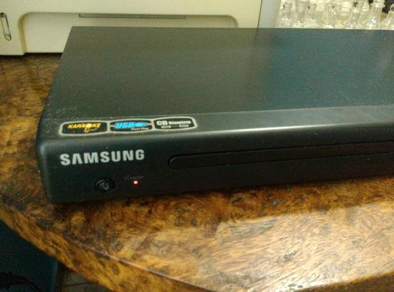 Dvd Samsung P280k Usado En Excelentes Condiciones