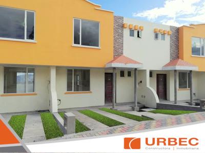 Casas En Venta Riobamba A Estrenar Sector Norte Salida A Qui