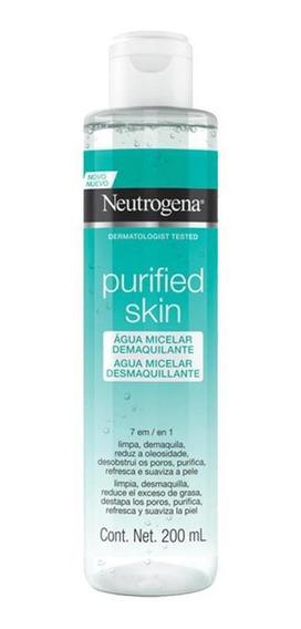 Água Micelar 7 Em 1 Neutrogena Purified Skin 200ml
