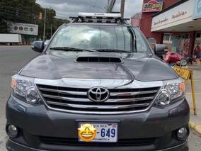 Toyota Fortuner 2015 Srv