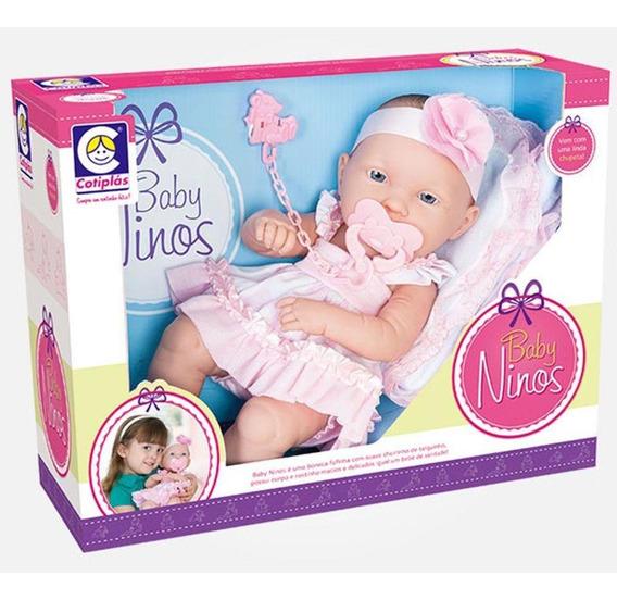 Boneca Cotiplás Baby Ninos 2032