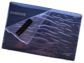 Carcaça Tampa Tela Samsung Np270e5g Np270e5e Np270e5j Azul