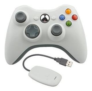 Joystick Inalambrico Microsoft Original Xbox 360