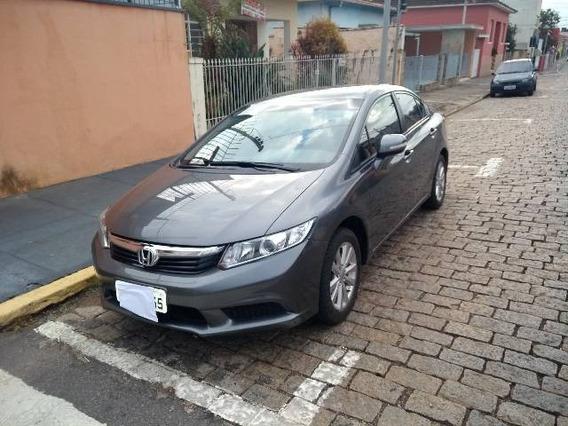 Honda Civic 2013 1.8 Lxl Flex 4p