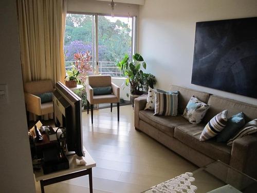 Apartamento Com 2 Dormitórios À Venda, 69 M² Por R$ 437.000,00 - Santo Amaro - São Paulo/sp - Ap22901