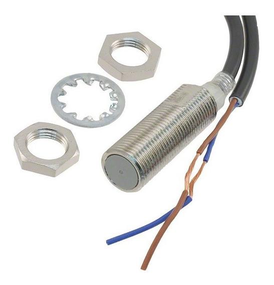 E2e-x3d1-n Omron Sensor Inductivo M12, Sn:3mm, No, Dc-2w, 2m