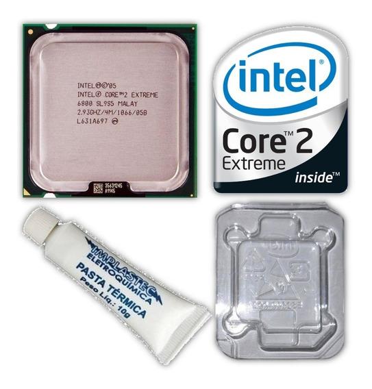 Processador Core 2 Extreme X6800 Intel 2.93ghz 4mb 775 Cpu