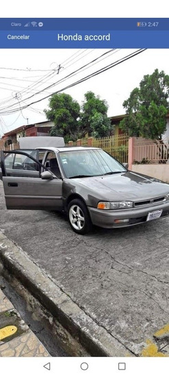 Honda Accord Modelo 90