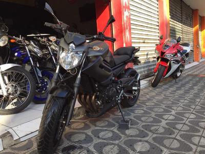 Yamaha Xj6n Abs Ano 2019 Cinza