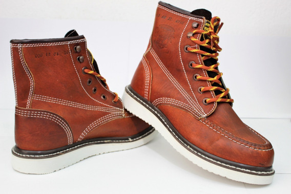 Bota Tipo Red Wing, Rust,vintage, Old School, Biker, Padilla