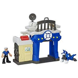 Centros De Juego De Actividades,juguete Playskool Heroes..