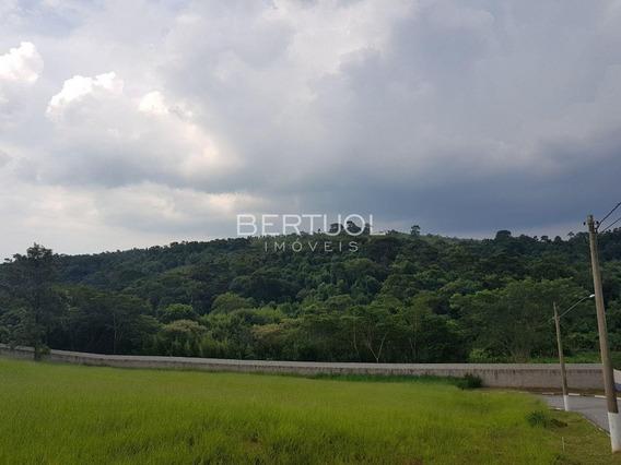 Terreno À Venda Em Condomínio Residencial Villa Doro - Te005660