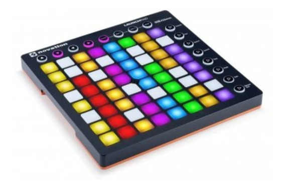 Novation Launchpad Mk2 Controladora Dj Ableton
