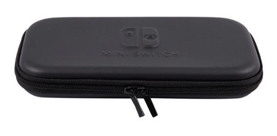 Mini Case Bolsa Bag Estojo De Viagem Nintendo Switch Lite
