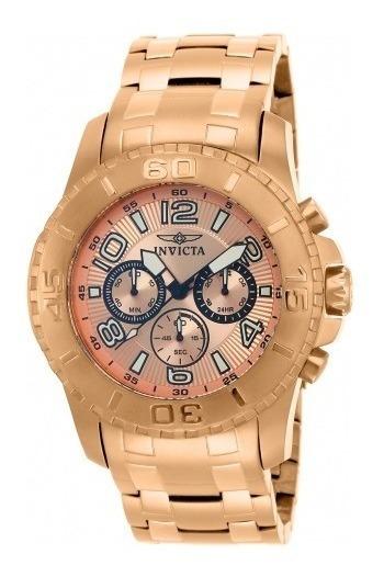 Relógio Invicta 15023 Pro Diver Rose Envio Imediato Selo Ipi
