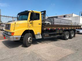 Mercedes-benz Mb 1618 1992 Carroceria 7,60 Mts.1620/1418