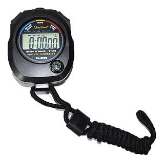 Crônometro Digital Manual Com Alarme Fitness E Esportes