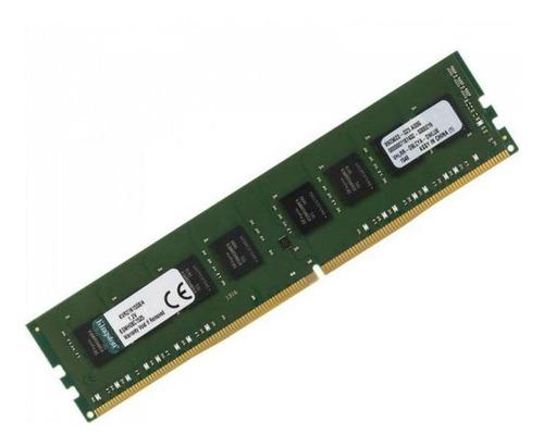 Memória RAM ValueRAM  4GB 1x4GB Kingston KVR21N15S8/4