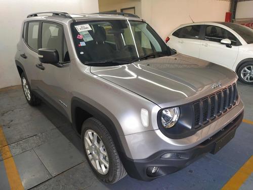 Jeep Renegade 2021 1.8 Sport Anticipo Y Cuotas