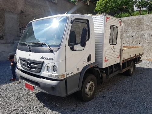 Mercedes Acello 815 C Ano 2017/2018 Cabine Suplementar 3/4