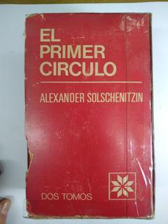 El Primer Circulo , Alexander Solschenitzin 2 Tomos