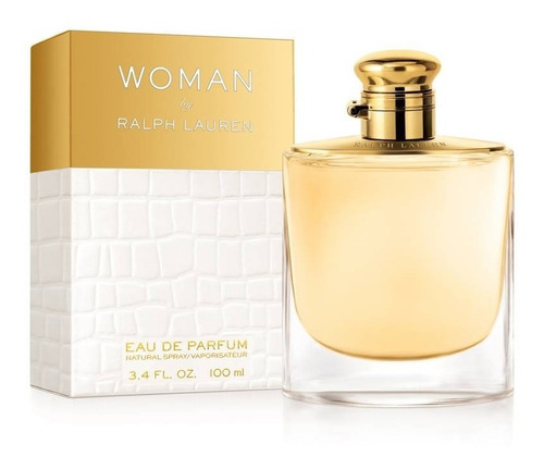 Woman By Ralph Lauren Edp 100 Ml Original Con Envío Gratis
