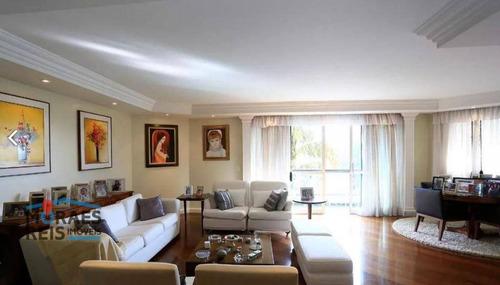 Apartamento Com 4 Dormitórios À Venda, 311 M² Por R$ 1.900.000,00 - Vila Sônia - São Paulo/sp - Ap16047