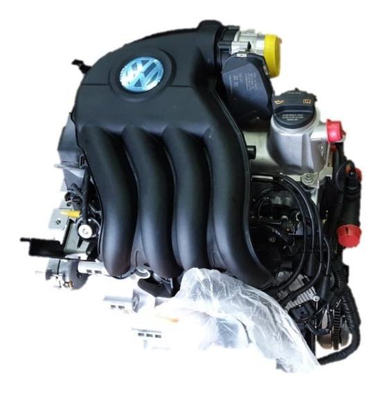Motor Completo 2.0 8v Aspirado Volkswagen Golf Jetta Gasolin