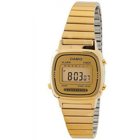 Relógio Casio Vintage La670wga-9df