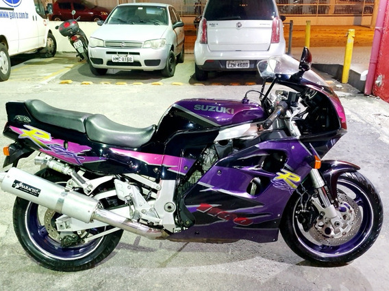 Suzuki Gsxr 1100w