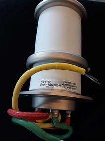 Válvula De Cerâmica Cx1180 Thyratron - E2v