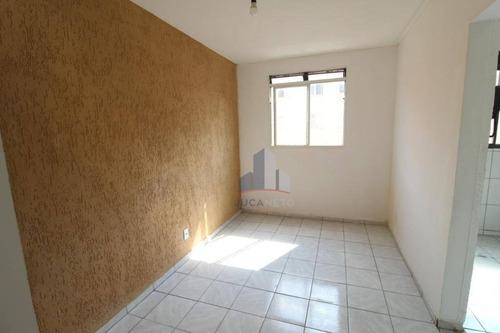 Imagem 1 de 8 de Apartamento Com 2 Dormitórios À Venda, 51 M² Por R$ 185.000,00 - Parque Das Nações - Santo André/sp - Ap1146