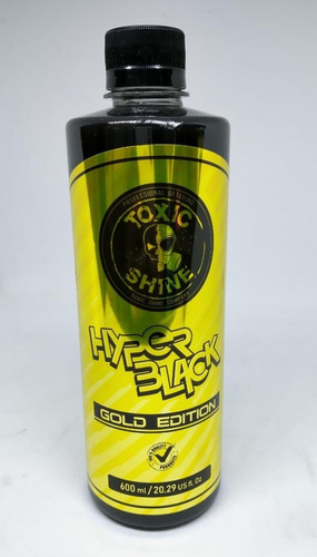 Toxic Shine Shampoo Hyper Black -  Highgloss Rosario