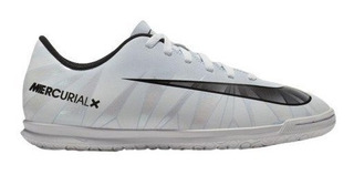 Tênis Nike Futsal Jr Mercurialx Vortex 3 Cr7 Ic 852495-401