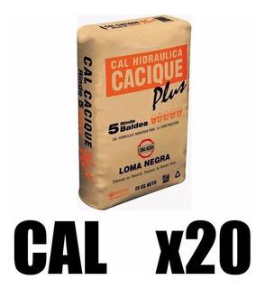 Cal Cacique Plus 5 Baldes Oferta.oferta