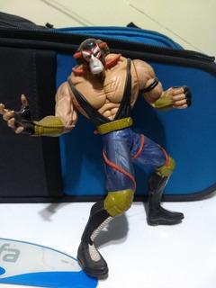 Muñeco, Figura Coleccionable Bane (enemigo De Bat-man)