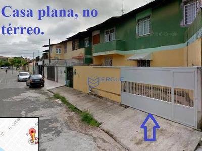 Casa Residencial À Venda, Jardim América, Fortaleza. - Ca0567