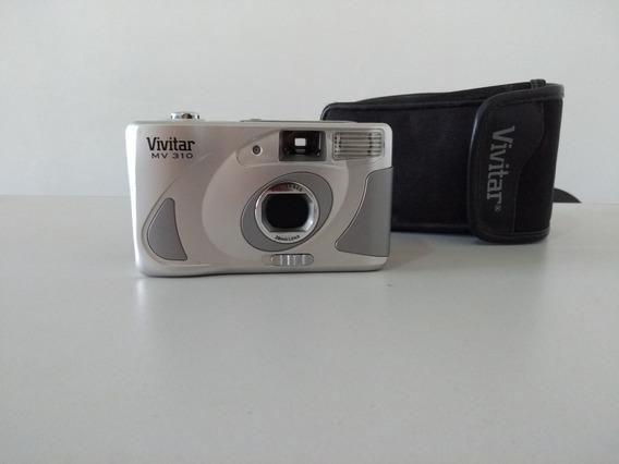 Câmera Fotográfica Vivitar Mv 310