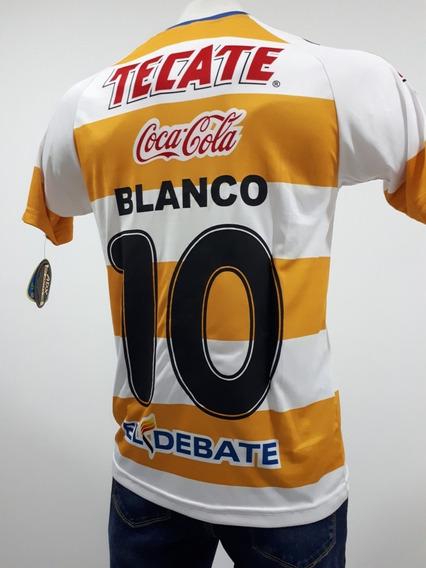 Jersey Dorados De Sinaloa Cuauhtemoc Blanco Campeón Copa2012