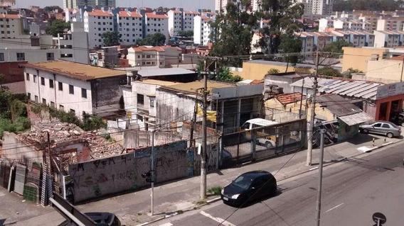 Terreno Padrão Em São Paulo - Sp - Te0002_sales