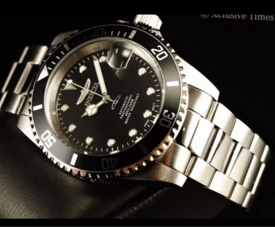 Relógio Invicta Original Unissex Submariner