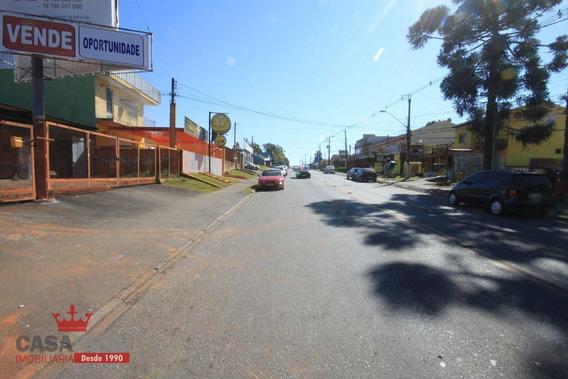 Terreno Comercial À Venda, Orleans, Curitiba. - Te0025