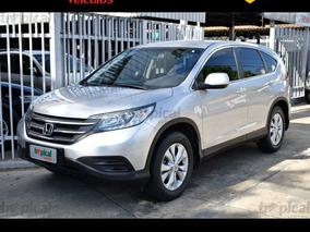 Honda Cr-v 2.0 Lx 4x2 Flex Aut. 5p