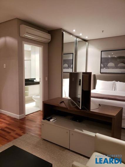 Apartamento - Vila Olímpia - Sp - 588771
