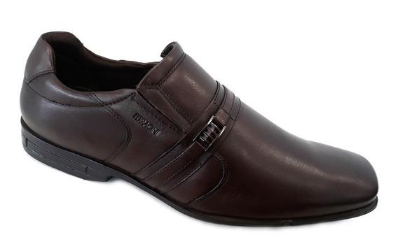 Zapato Hombre Ferracini Bristol Cuero Vacuno 39 Al 45