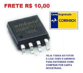 Ci Winbond W25q64fvssig W25q64 25q64 S Virgem Frete R$ 10