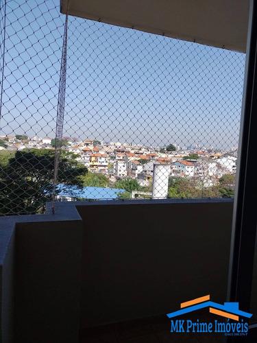 Imagem 1 de 15 de Apartamento 65m²  Mobiliado Com 2 Dormitórios No Centro De Osasco!! - 2308