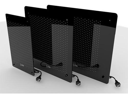 Calefactor Eléctrico Calden 1000w Extra Chato Entrega Gratis