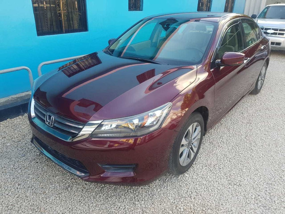 Honda Accord Inicial 200,000
