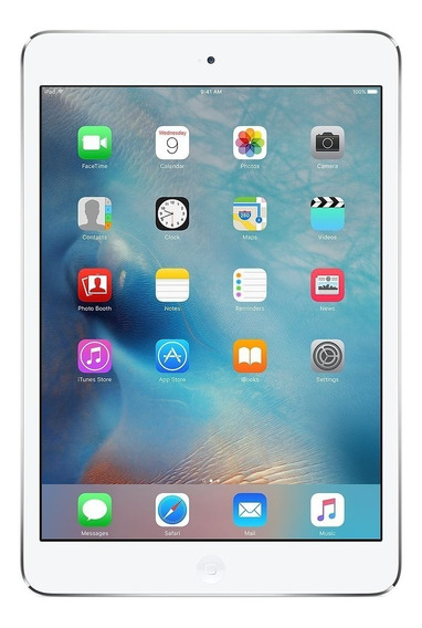 Apple iPad 2 Mini Semi-novo 16gb Prateado - Aceita Chip